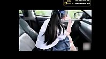 เอากันในรถ เย็ดในรถ เย็ดเด็กมอปลาย เย็ดเด็ก เย็ดหี