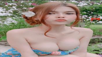 โป๊หลุดออนไลน์ โป๊18+ แคท ไอลดา เสียงไทย 18+ หีขาว